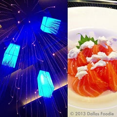 Photo taken at Kenichi by Dallas Foodie (. on 3/2/2013