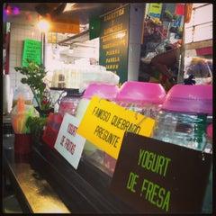 Photo taken at Mercado de Santa Tere by Chino A. on 7/31/2013
