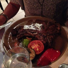 Photo taken at El Toro Bravo Steak House by Rick on 10/5/2013