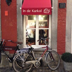 Photo taken at Cafe In de karkol by Rick on 11/23/2013