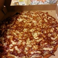 Photo taken at Pizza Harbor by Joram on 12/2/2012