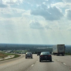 Photo taken at Interstate 20 (I-20) by Nummy M. on 9/8/2014