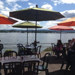 Photo taken at Beaches Restaurant & Bar by PDXHappyHour G. on 6/1/2013