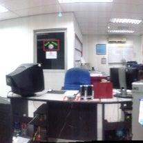 Photo taken at Pusat Pengurusan Panggilan CMC by Razo O. on 1/9/2013