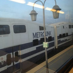 Photo taken at Metrolink San Bernardino Station by Bow S. on 3/30/2013
