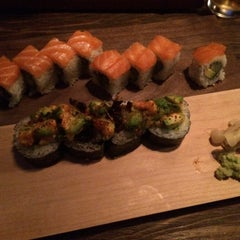 Photo taken at Gen Restaurant by Clarice M. on 7/24/2015