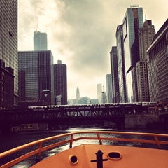 Photo taken at Chicago Water Taxi (Michigan) by Vaughn A. on 4/29/2014