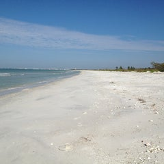 Photo taken at Shell Island by Fred S. on 1/5/2013