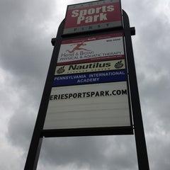 Photo taken at Family First Sports Park by Jennifer W. on 6/8/2013