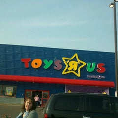 "Photo taken at Toys ""R"" Us by Jason D. on 3/30/2014"