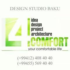 Photo taken at TISA - The International School of Azerbaijan by 4Comfort Design Studio on 8/27/2014