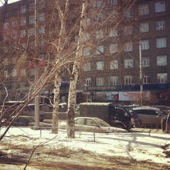 Photo taken at Сибмост by Mike on 3/26/2013