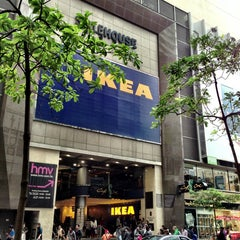 Photo taken at IKEA 宜家家居 by YSA D. on 12/26/2012