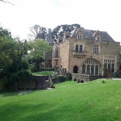 Photo taken at Montsalvat by L C. on 11/3/2012