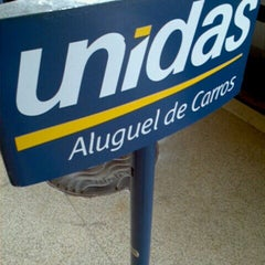Photo taken at Unidas Rent a Car by Georgios K. on 4/3/2013