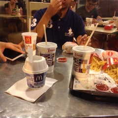 Photo taken at McDonald's by Amir A. on 9/18/2015