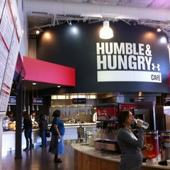 Photo taken at Humble & Hungry Cafe by Senator F. on 1/7/2013
