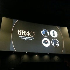 Photo taken at The Bloor Hot Docs Cinema by Jill T. on 9/17/2015