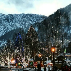 Photo taken at Town of Leavenworth by 8PM R. on 2/13/2016