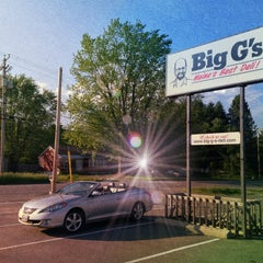 Photo taken at Big G's Deli by Michael A. on 6/3/2013
