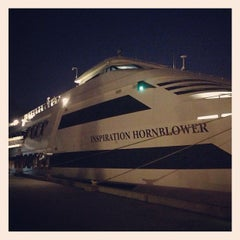 Photo taken at Hornblower Cruises & Events by Dawn D. on 4/9/2013