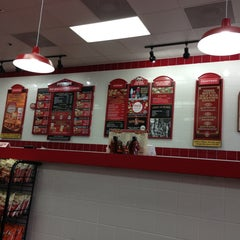 Photo taken at Firehouse Subs by Jorge P. on 1/4/2013