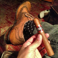 Photo taken at OK Cigars by ANDRO N. on 10/17/2012