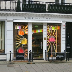 Photo taken at Pierre Hermé by AA M. on 10/23/2012