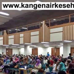 Photo taken at Universitas Al Azhar Indonesia by Monica S. on 6/28/2015