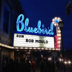 Photo taken at Bluebird Theater by Shycu on 4/22/2013