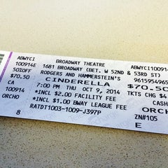 Photo taken at TKTS South Street Seaport by AR K. on 10/9/2014