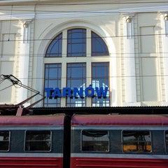 Photo taken at Tarnów by Dariusz P. on 8/17/2014