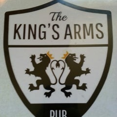 Photo taken at King's Arms Pub by Stephen B. on 11/29/2013