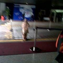 Photo taken at Galeri Indosat by Pandu R. on 12/11/2012