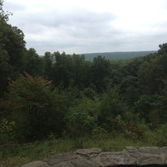 Photo taken at Brown County State Park North Tower by Keith J. on 9/16/2013