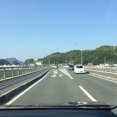 Photo taken at メルヘン大橋 by 54 on 10/14/2013