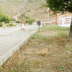 Photo taken at SDÜ Senirkent Meslek Yüksekokulu by ipek K. on 9/30/2015