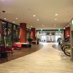 Photo taken at Parc 55 San Francisco - A Hilton Hotel by Emiliano L. on 6/3/2013