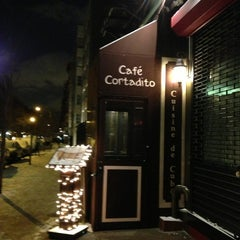 Photo taken at Cafe Cortadito by Jessica L. on 1/26/2013