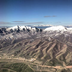 Photo taken at Salt Lake City International Airport (SLC) by Matt N. on 4/14/2013