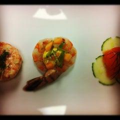 Das Foto wurde bei Restaurant Loystubn, Thermenwelt Hotel Pulverer ***** von Karoline F. am 11/6/2012 aufgenommen
