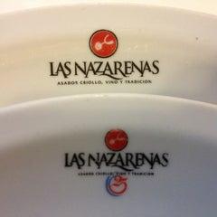 Photo taken at Las Nazarenas Asador Criollo by Jerome J. on 2/21/2013