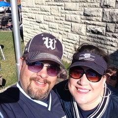 Photo taken at Yager Stadium by John H. on 11/8/2014