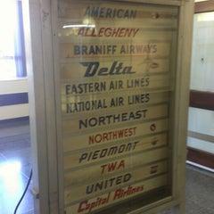 Photo taken at Terminal A by Winston L. on 5/29/2013