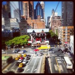 Photo taken at Roosevelt Island Tram by Winston L. on 10/20/2012