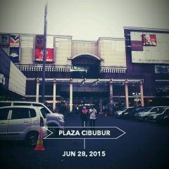 Photo taken at Plaza Cibubur by Media S. on 6/29/2015