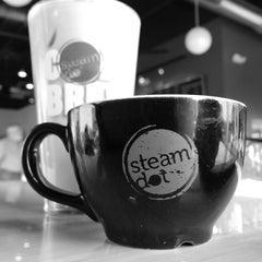 Photo taken at SteamDot Espresso & Coffee Lab by Chris on 7/25/2015