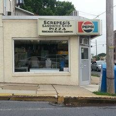 Photo taken at Screpesi's by Daniel P. on 7/12/2013
