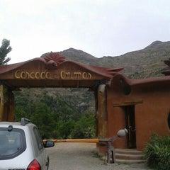 Photo taken at Cascada de las Animas by Nicole R. on 12/15/2012