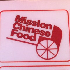 Photo taken at Mission Chinese Food by Stephanie L. on 2/26/2013